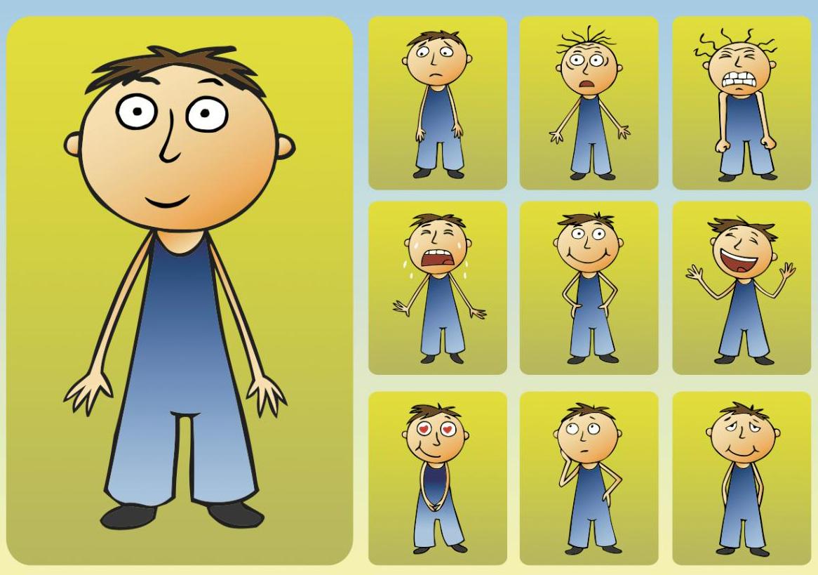 веселые картинки психологического характера мере взросления