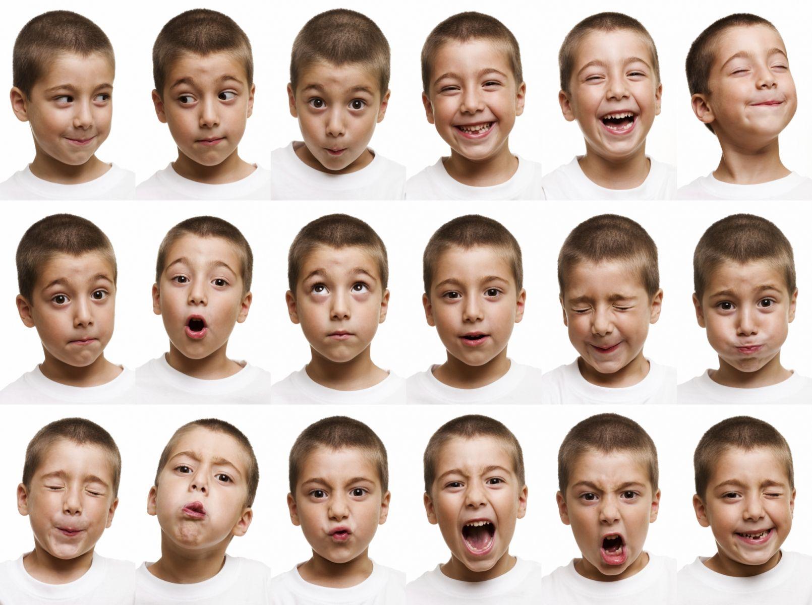 Картинки с выражением эмоций