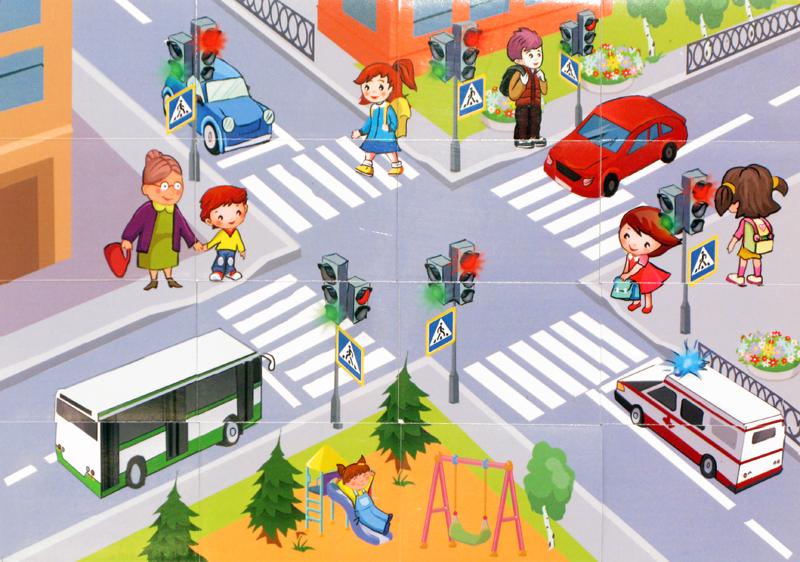 планировка правила дорожного движения картинки смотреть склероз