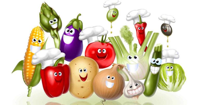Детские загадки про овощи