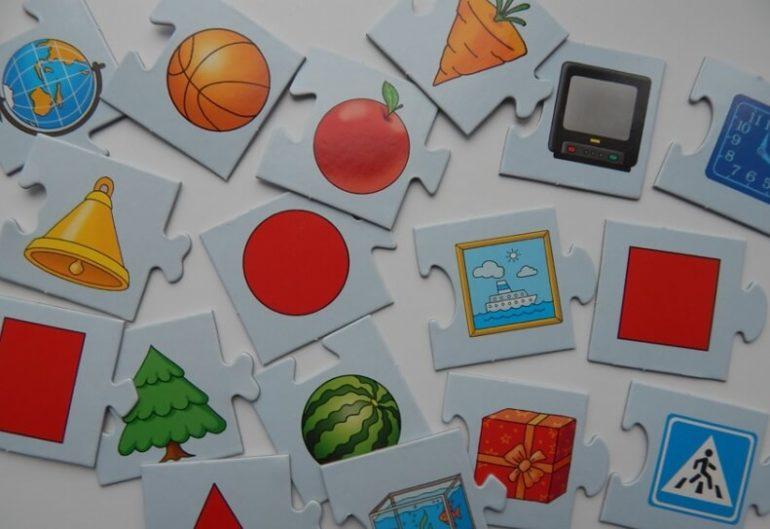 Игра для детей «Найди предмет»