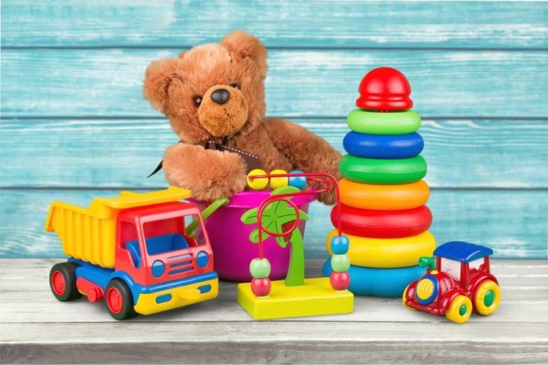 «Игрушки» – увлекательные развивающие игры для младших и старших дошкольников