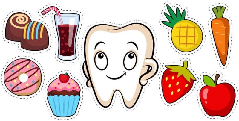 Полезные познавательные и развивающие игры на тему «Зубы» для дошкольников