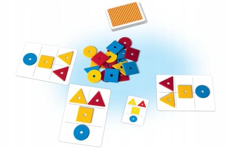 Дидактическая игра «Узоры»