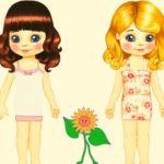 Дидактическая игра «Одень куклу на прогулку»