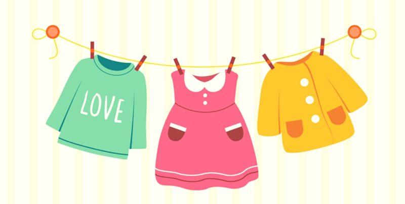 Познавательные дидактические игры на тему «Одежда» для дошкольников